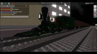ROBLOX: rails unlimited, stevens (4th of july special OFFSALE)