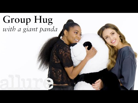 Jessica Alba and Gabrielle Union Try 9 Things They've Never Done Before | Allure
