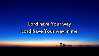 Hillsong - I Surrender - Instrumental with lyrics