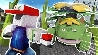 Minecraft   SHINY MEGA VENUSAUR! (Pixelmon - Gotta Catch 'em All)