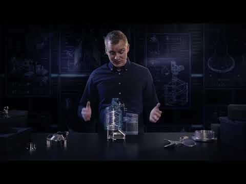 The Magic Inside Tetra Pak® High Shear Mixers