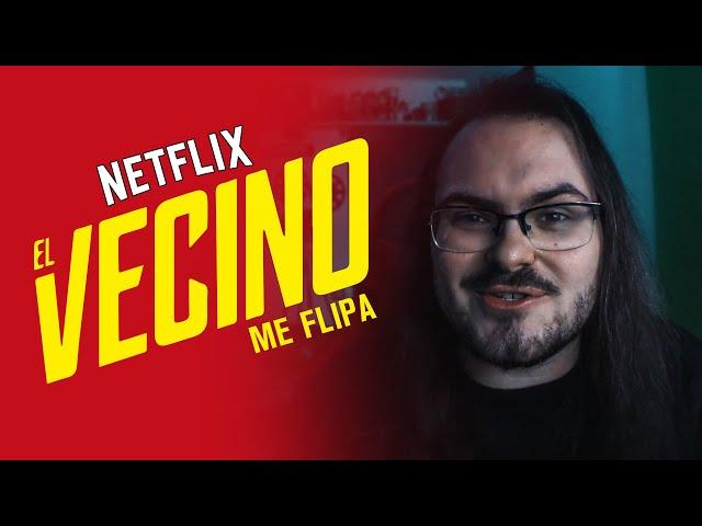 EL VECINO de NETFLIX me FLIPA 🦸♂️