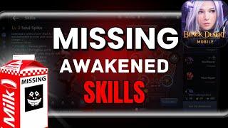 The 11th Skill for All Awakened Classes, Black Desert Mobile