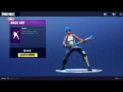 gleam io giveaway list fortnite rock out emote dance 1 hour loop new 1000 v 148