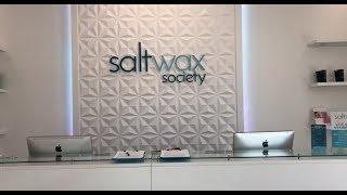 U92 U-Crew TV: Luxury Brazilian Waxing at Salt Wax Society