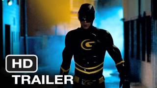 Griff the Invisible (2010) Movie Trailer - HD