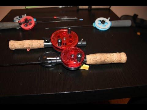 446Багорик телескопический для зимней рыбалки своими руками