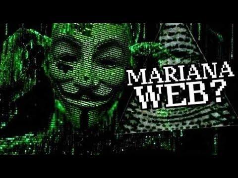 Mariana Web - Najstrašniji Deo Interneta