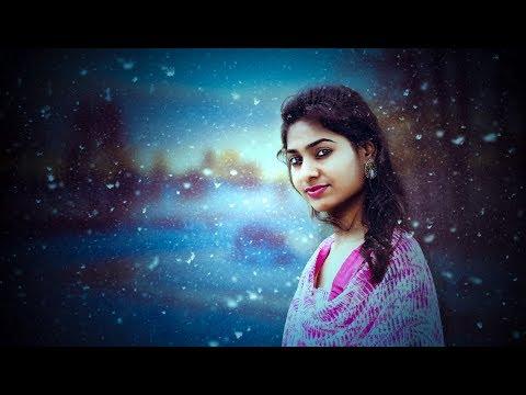 Photoshop cc Tutorial: Snow Girl | Photoshop Manipulation Tutorial Fantasy Art
