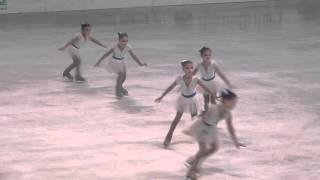 30 Международный фестиваль детских танцев на льду Дети Казани