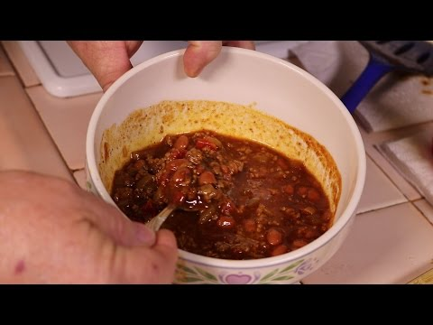 Chili - Easy - Old Family Recipe
