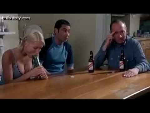 Denise Van Outen - Love Honour and Obey Cucumber Scene - Oral Training