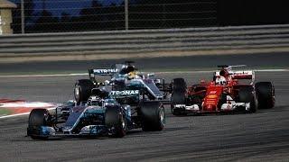 FUNRACE VB VELETEK! // F1 2017 // TELJES BAHREIN HÉTVÉGE (100%)