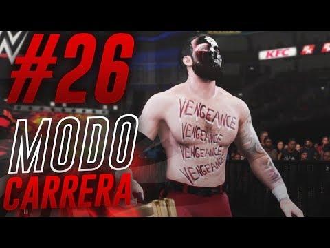WWE2K18 MODO CARRERA   VENGANZA CONTRA SAMOA JOE!  CAMINO HACIA LA AUTORIDAD   #26