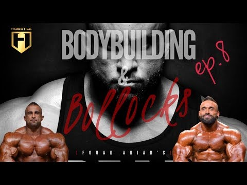 BODYBUILDING & BOLLOCKS Ep.8 | Luke Is Back!