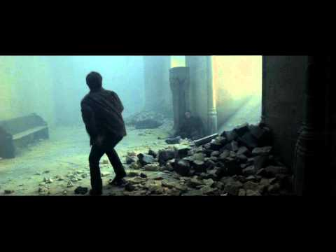 Harry Potter and the Deathly Hallows part 2 - Voldemort v.s. Harry first duel (HD)