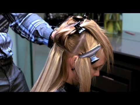 Perfect Hair Tape Hair Extensions Tutorial