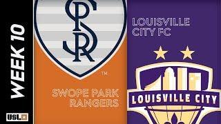 Swope Park Rangers Vs. Louisville City FC May 6th 2019