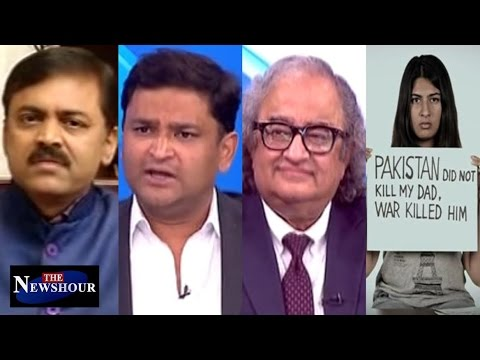 #FanaticFury - Tarek Fatah And Gurmehar Kaur Threatened: The Newshour Debate (27th Feb)