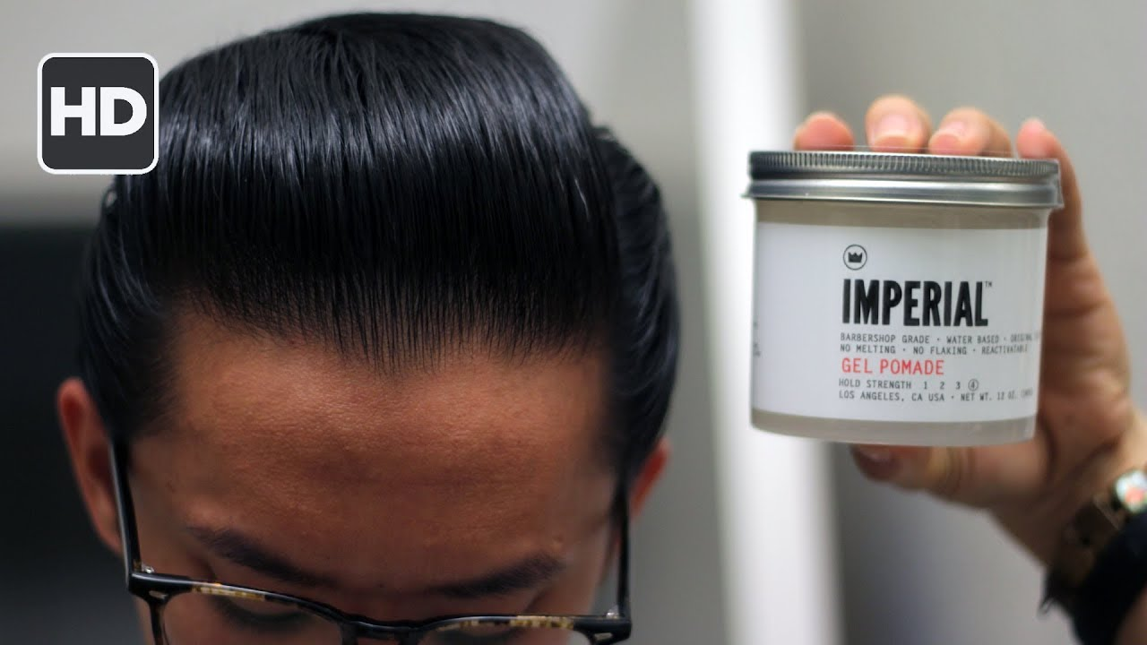 Imperial Gel Pomade Review With Distinction