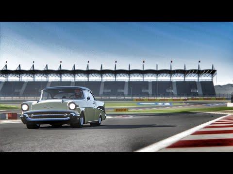 Chevrolet Bel Air - Bahrain International Circuit (Assetto Corsa)