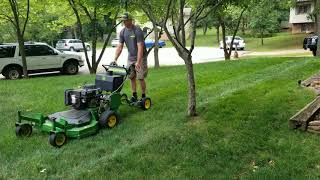 DLC - Mowing With The Sulky