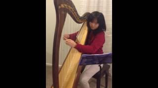 NZ 2016 Harp Performance Compeition Gr4/5 Delicia
