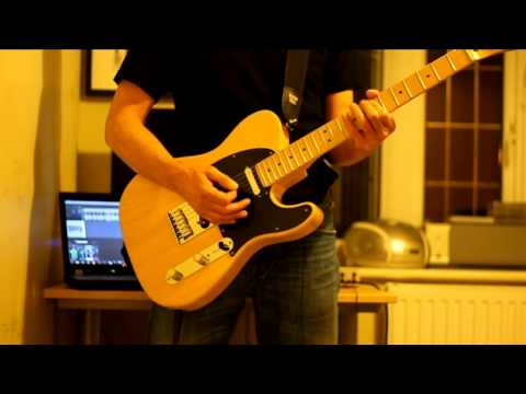 Doom And Gloom : The Rolling Stones Guitar Cover