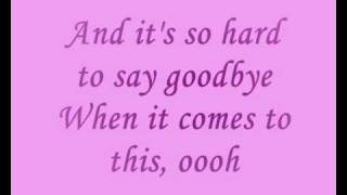 Repeat youtube video Hurt - Christina Aguilera + lyrics