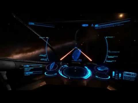'Elite: Dangerous' v1.07 - Hired Gun: Part 1 (Flight Assist Off)