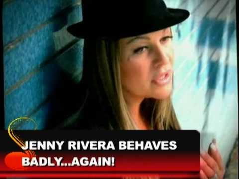 Jenni Rivera Wild Behavior