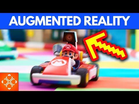 Mario Kart Augmented Reality Coming To Nintendo Switch