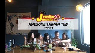 TRAVEL VLOG   Awesome Trip to Tainan #TNdjjas ❤︎