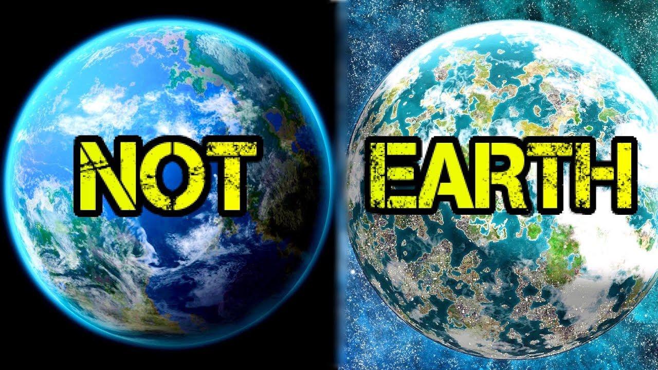 10 Earth Like PLANETS   पृथ्वी जैसी दुनिया आखिर मिल हि गयी ...