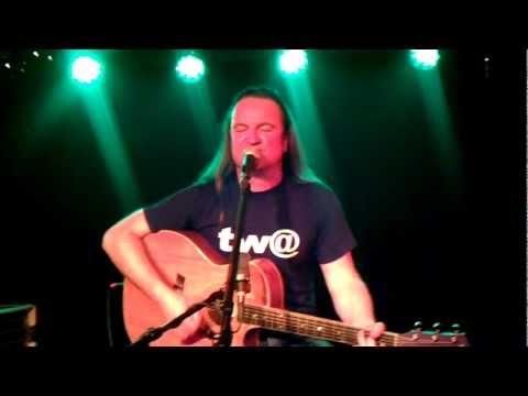 Damian Wilson @ Kafee de Splinter, Venlo,  11-11-2011