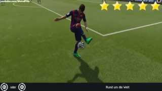 Fifa 15 Alle 60 Tricks Tutorial | HD Thumbnail