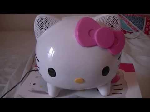 For Sale - Hello Kitty Speaker Dock