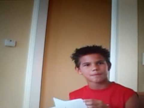 Taylor Lautner's Audtion for the Part of Sharkboy in 'The ...