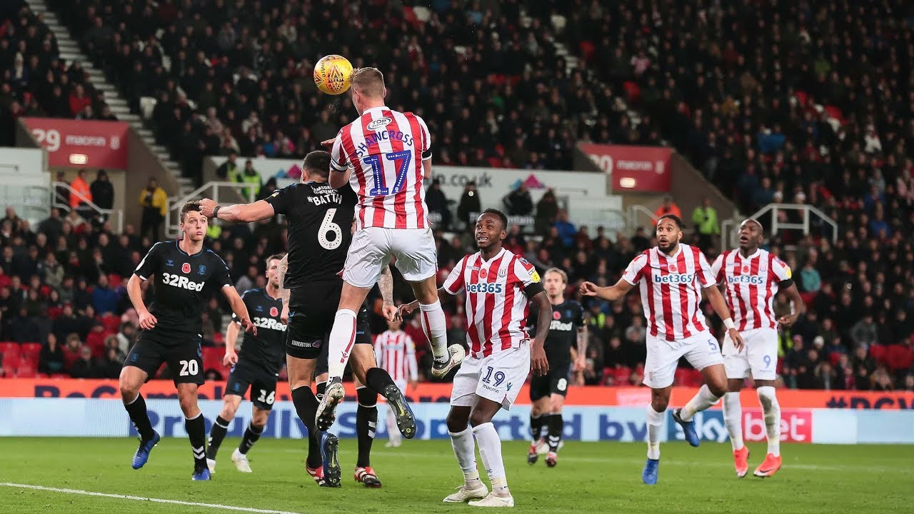 Highlights: Stoke City v Middlesbrough