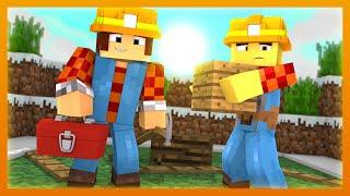 Speed Builder: Foi Quase Lá! ( ͡° ͜ʖ ͡°) [Ft.Authentic] Minecraft
