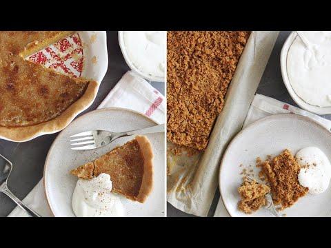 2 Pumpkin Pie Recipes By Ronnie Woo