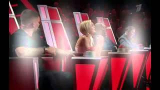 ✔ Евгений Лексиков  ♫С тобой♫ шоу Голос 4 Слепое прослушивание 04.09.2015