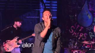 Coldplay - Viva la Vid (Live on Ellen).flv.mp4