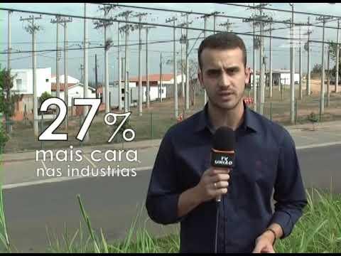 CONTA DE ENERGIA ELÉTRICA FICARÁ MAIS CARA