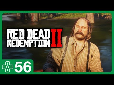 "Red Dead Redemption 2 #56 - ""Hunting With Pearson"""