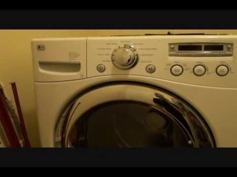 Lg Front Load Washer How To Prevent Leaking Issues Doovi