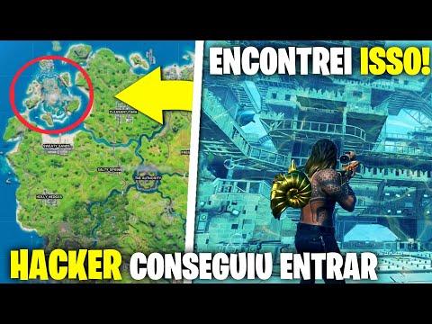 REVELADO Novo Mapa Final Da Temporada 3 - Fortnite