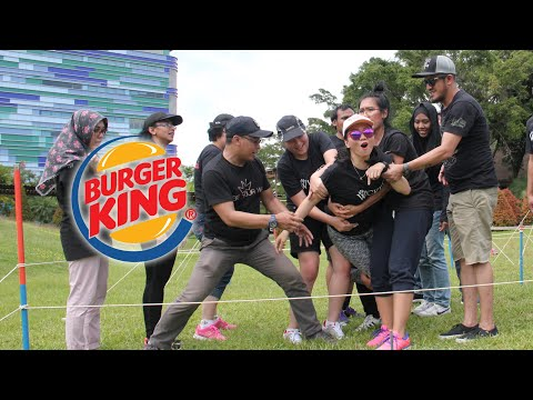 Video Outbound Sentul with Burger king