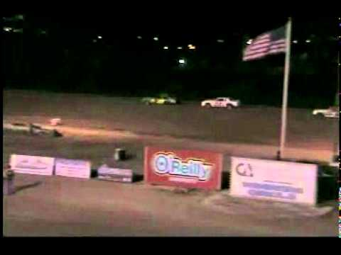 Texas Thunder Speedway May 12, 2012 IMCA Stock Car A-Main