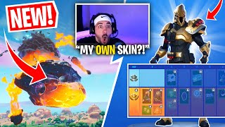 Nickmercs REACTS To Season 10 Fortnite! (Battle Pass + Gameplay)